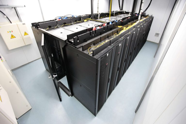 HACS, DATA CENTER, серверная, цод