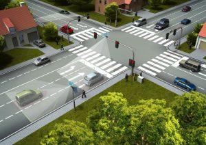 АСУДД, перекресток, зебра, дорожные камеры, светофор