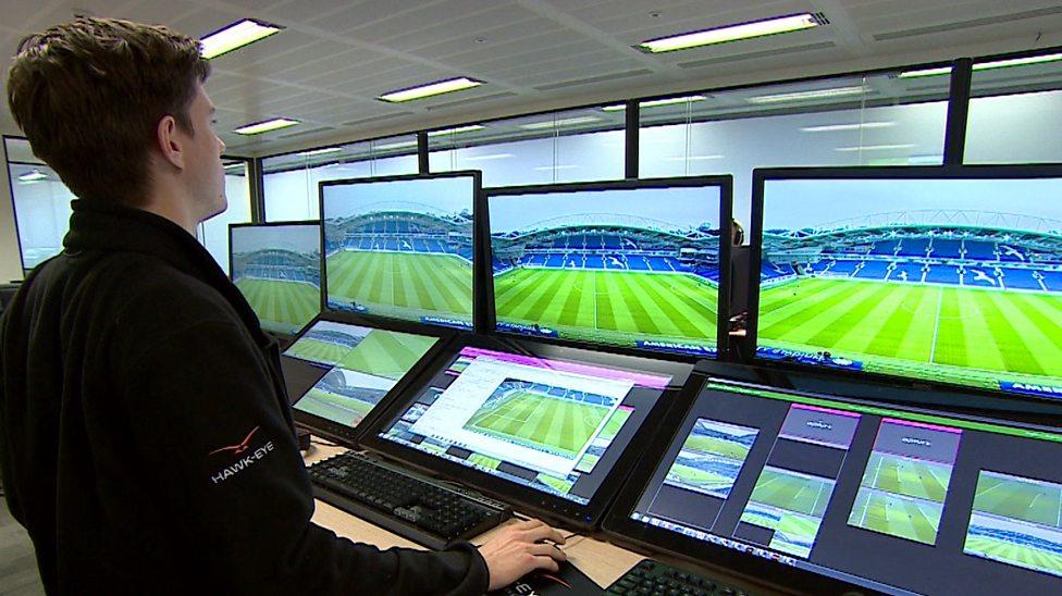 VAR VIEW, FIFA VAR