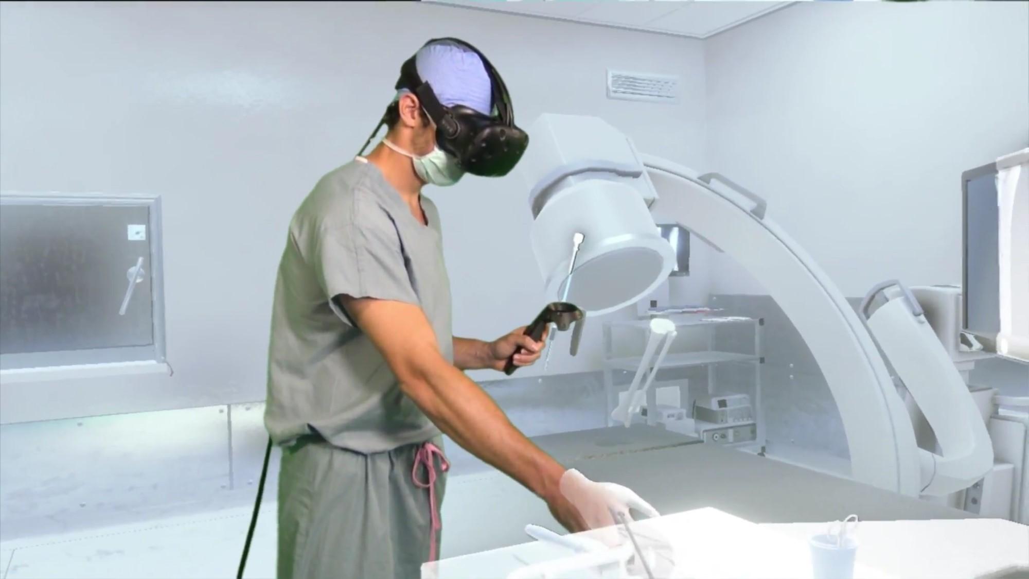 VR в медицине, МК docter