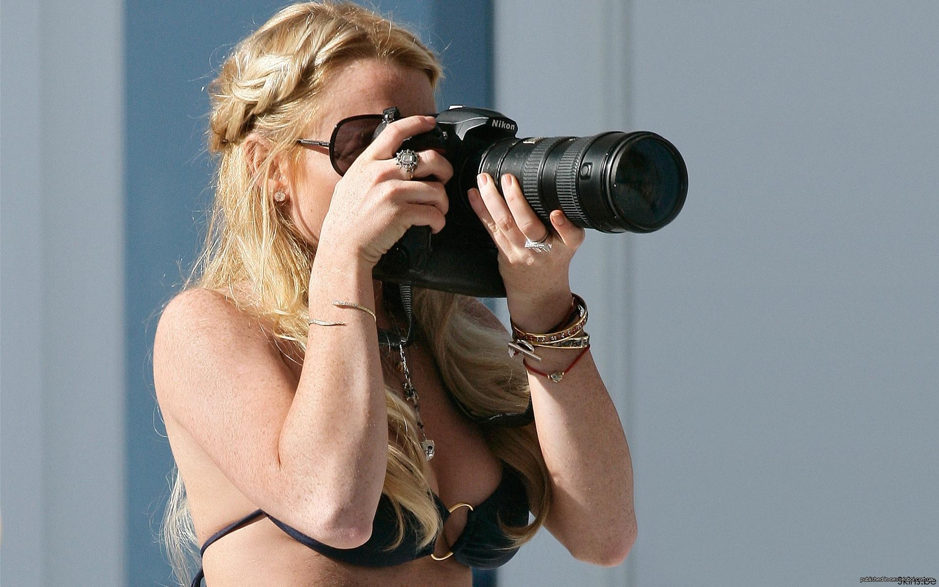 фото, photo, фотоаппарат, мегапиксели, girl with big