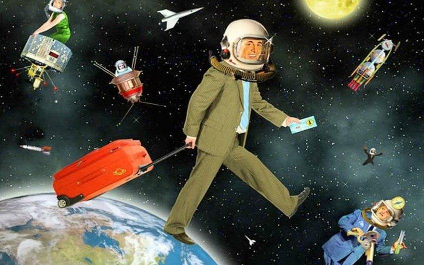 Космический туризм: отдых на орбите