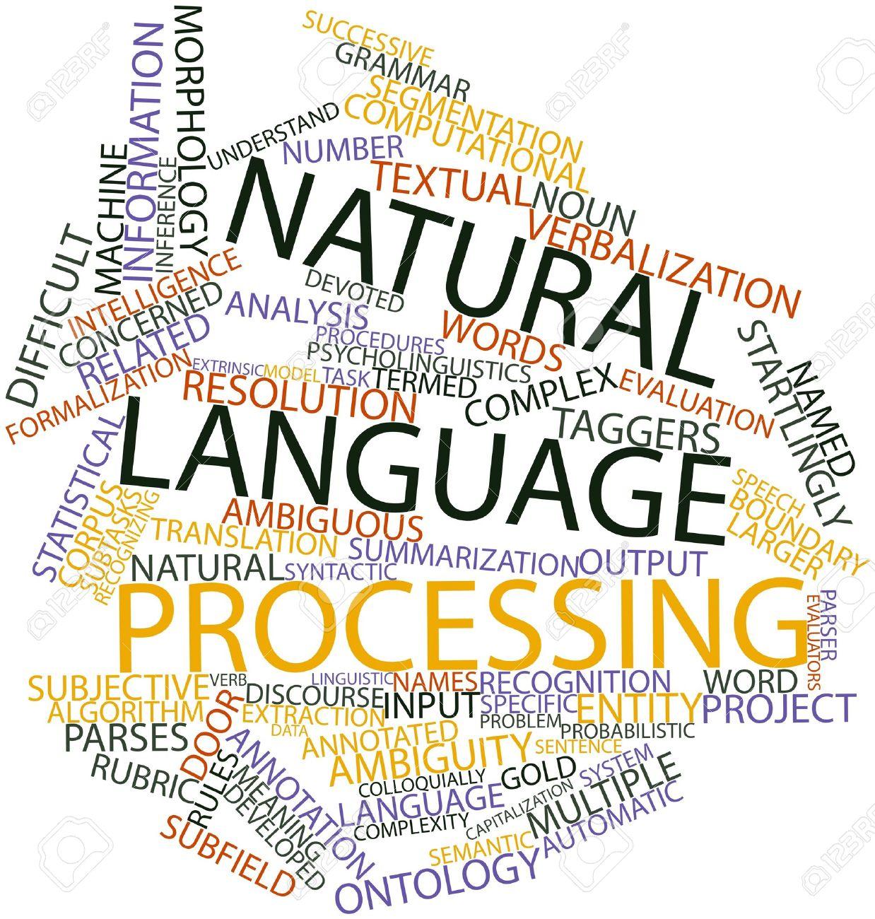 Natural Language Processing (NLP) & Text Analytics - Обработка языка (NLP) и анализ текста