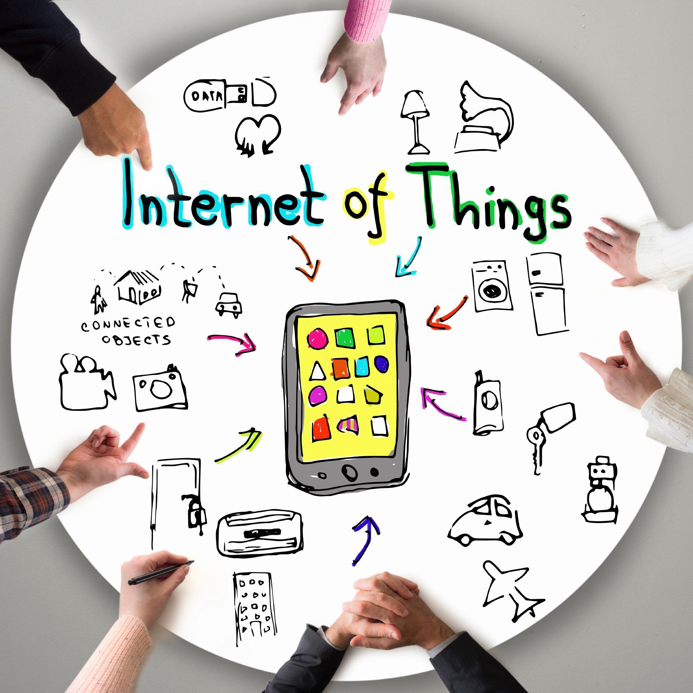 iot, интернет вещей