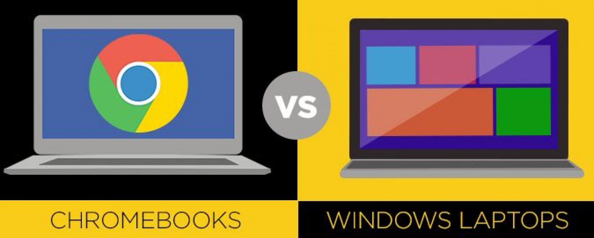 chrome vs windows