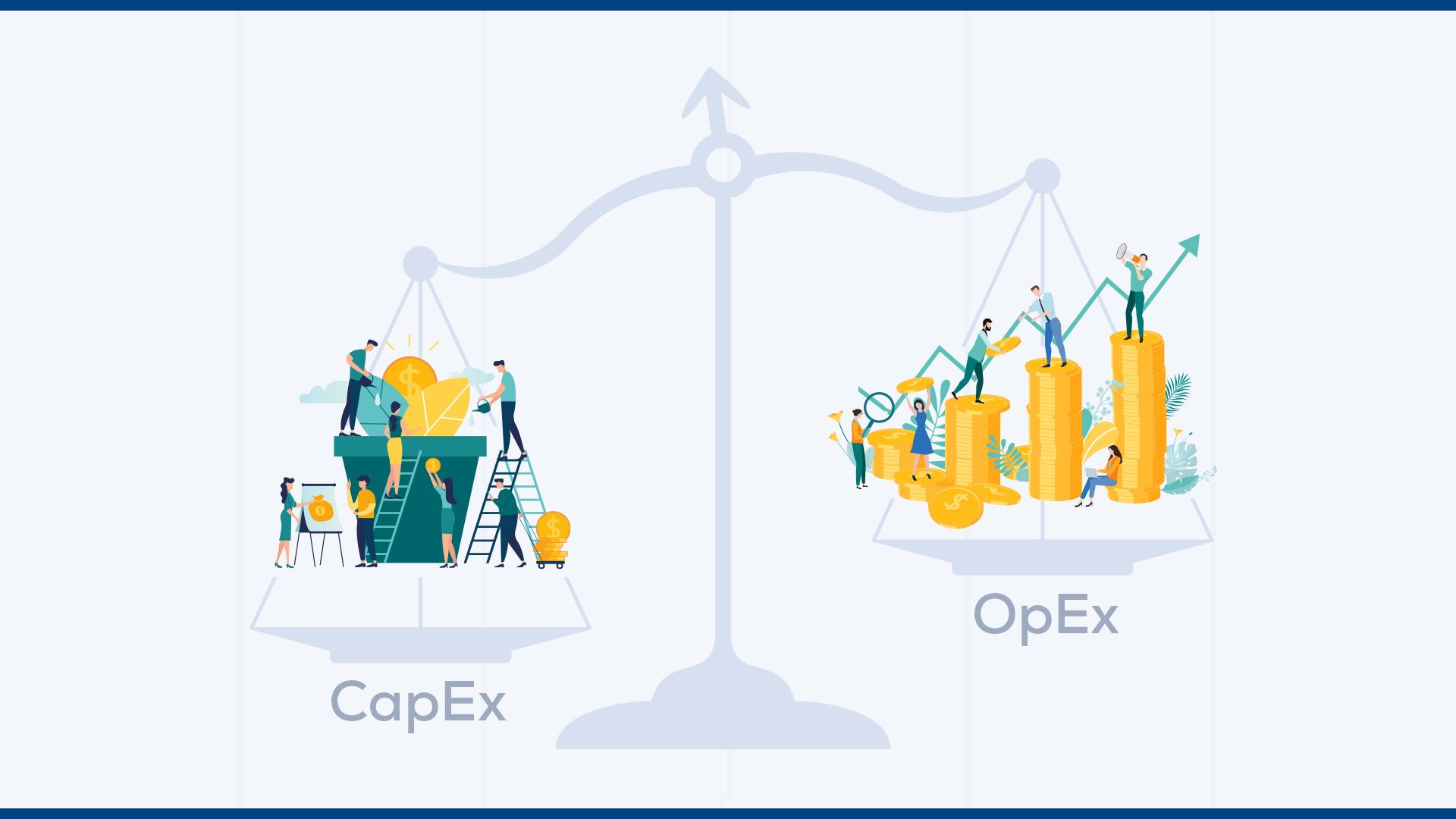 Аренда ЦОД. CapEx превращаем в  OpEx